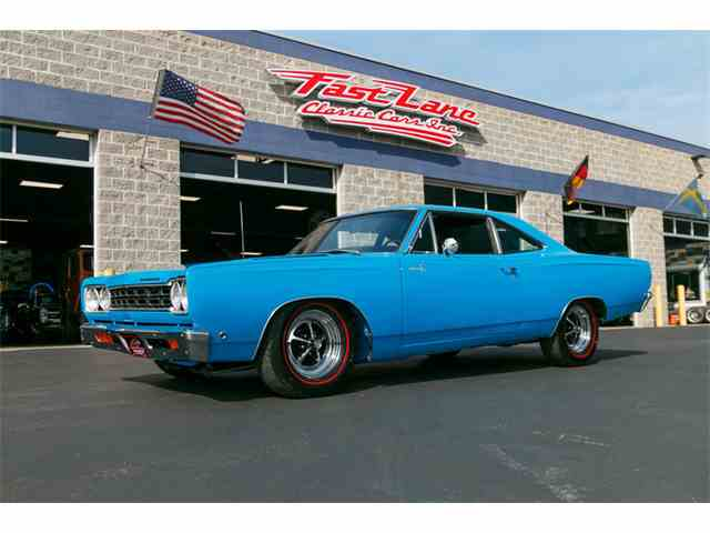 1968 Plymouth Road Runner | 911204