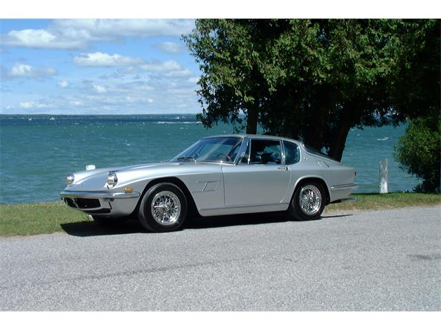 1967 Maserati Mistral | 911225