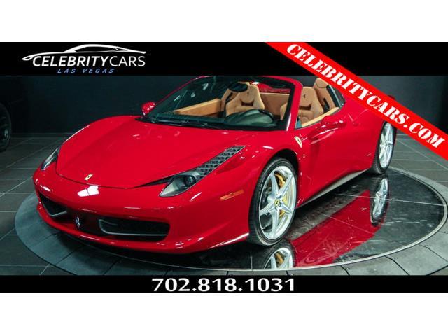 2015 Ferrari 458 | 910123