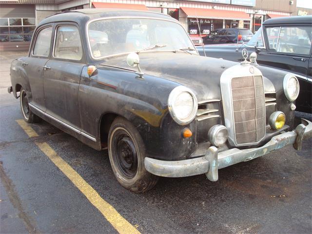 1954 Mercedes-Benz 180 | 911240
