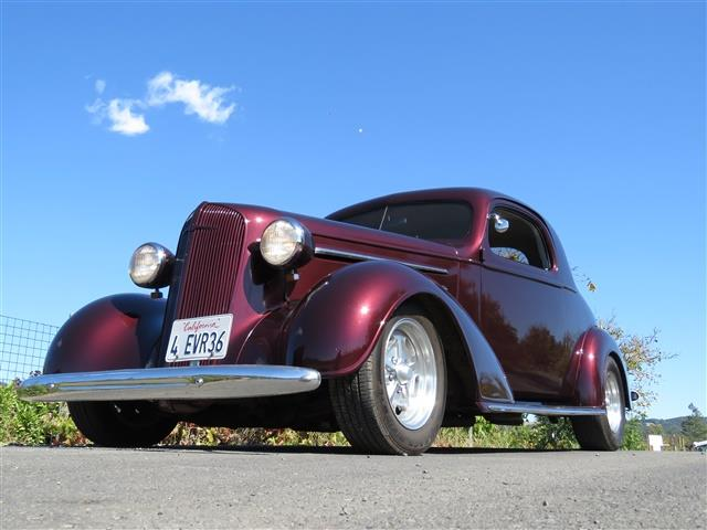 1936 Chevrolet Coupe | 911241