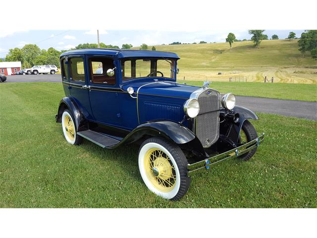 1930 Ford Model A | 911249