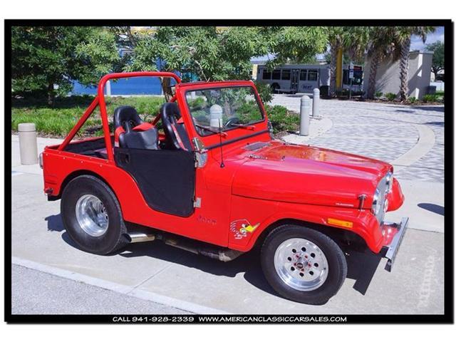 1977 Jeep Wrangler | 910126