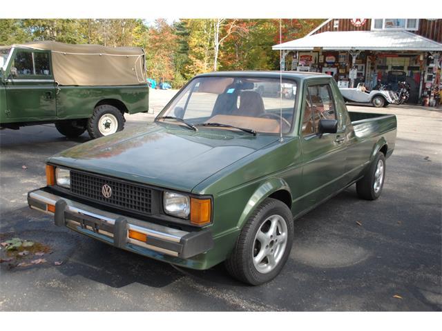 1982 Volkswagen Pickup | 911262