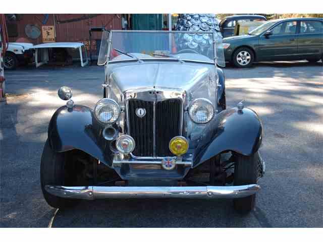 1953 MG Kit | 911264