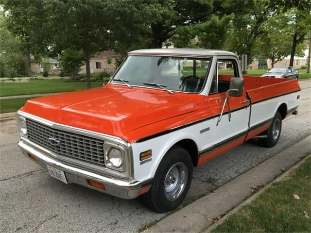 1971 Chevrolet C/K 10 | 911268