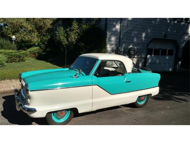 1958 Nash Metropolitan | 911271