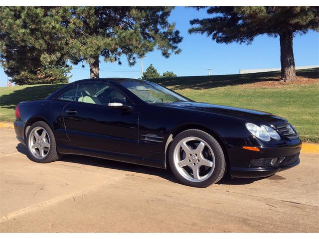 2003 Mercedes-Benz SL500 | 911287
