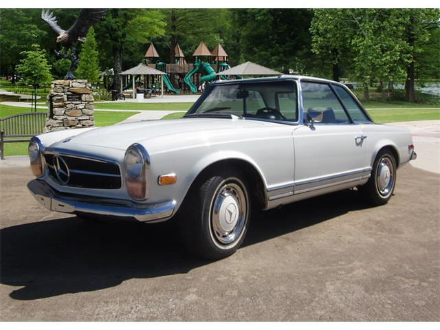 1969 Mercedes-Benz 280SL | 911295
