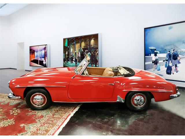 1962 Mercedes-Benz 190SL | 911297