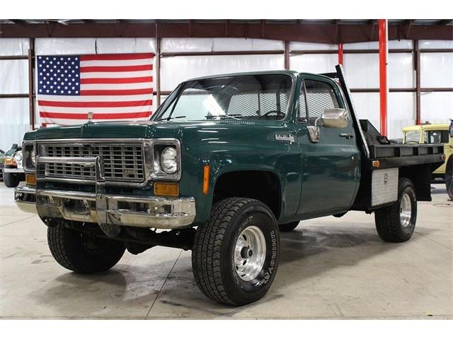 1974 Chevrolet C/K 10 | 910130