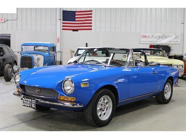1972 Fiat Spider | 910131