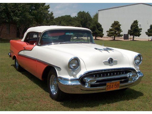 1955 Oldsmobile Starfire 98  | 911326