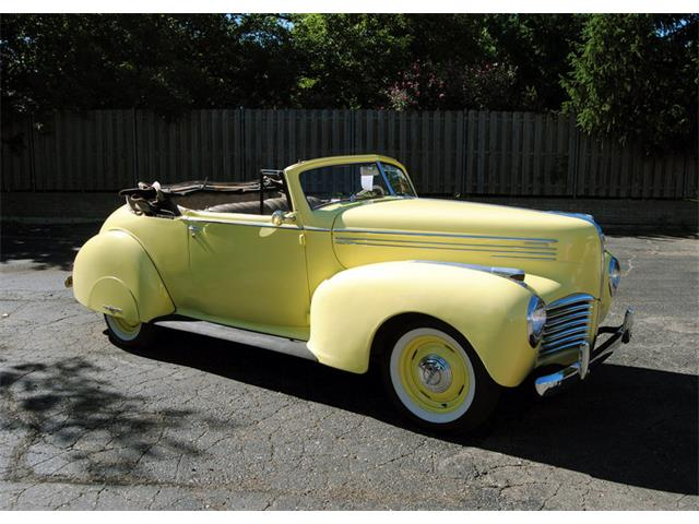 1940 Hudson Model 40P Deluxe Six | 911332