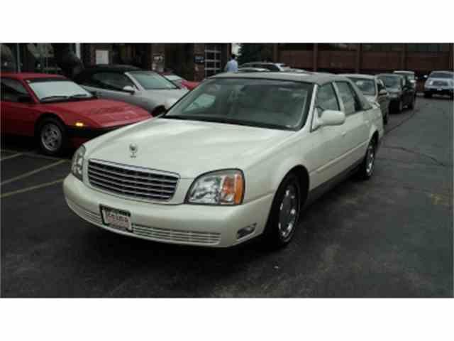 2001 Cadillac DeVille | 910134