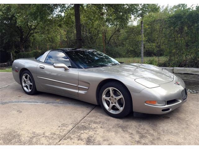 2002 Chevrolet Corvette | 911342