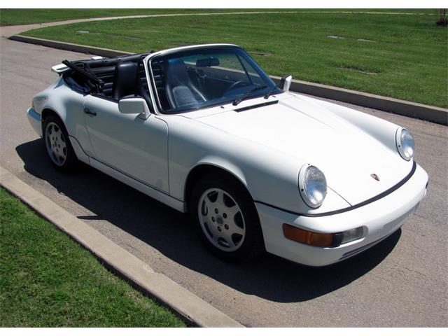 1991 Porsche 911 Carrera | 911347