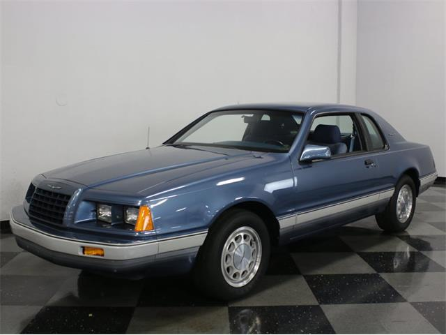 1985 Ford Thunderbird 30th Anniversary Edition | 910135