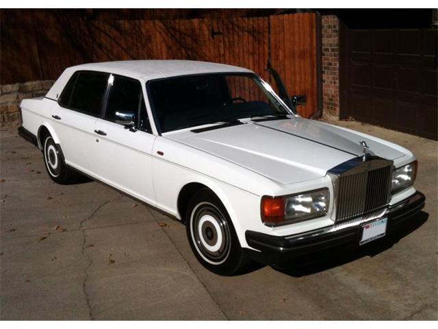 1989 Rolls-Royce Silver Spur | 911360