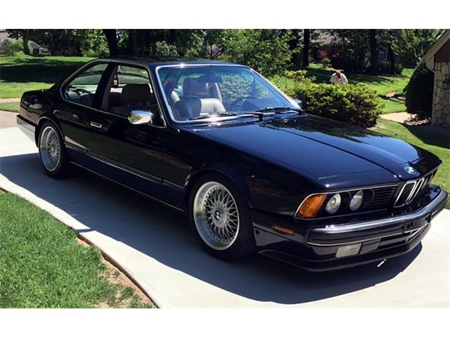 1989 BMW 635csi | 911364