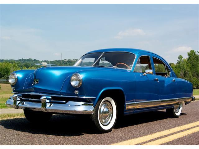 1951 Kaiser Deluxe | 911377
