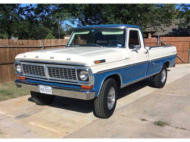 1968 Ford F250 | 911378