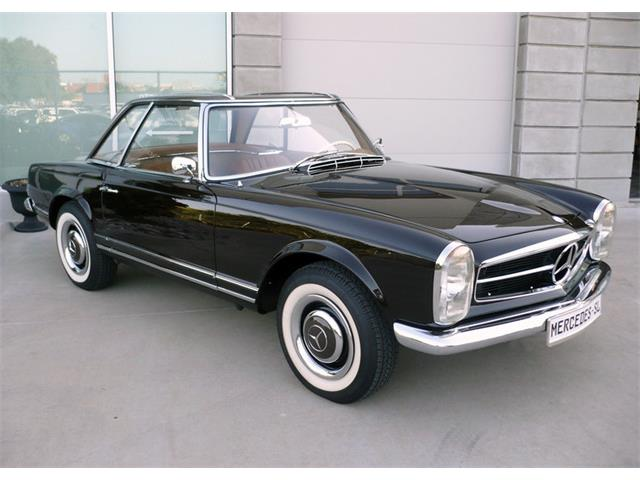 1966 Mercedes-Benz 230SL | 911380