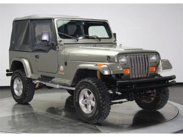 1990 Jeep Wrangler   911382