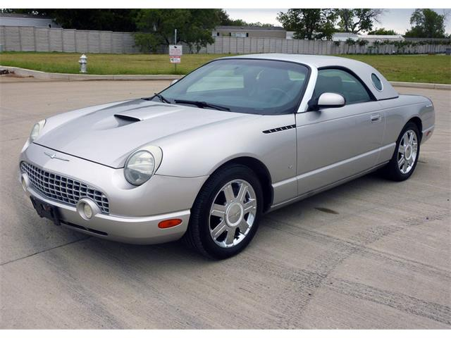 2004 Ford Thunderbird | 911406