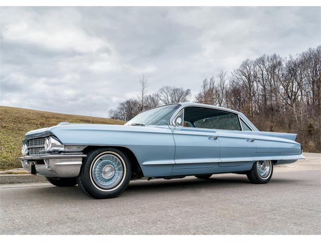1962 Cadillac DeVille   911409