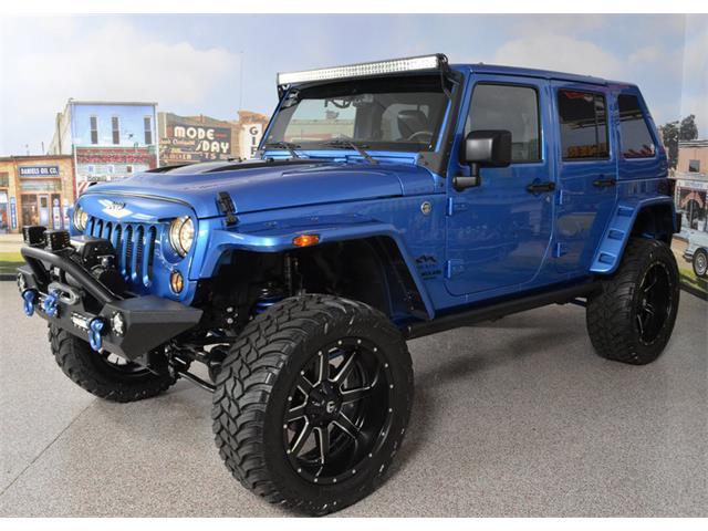 2015 Jeep Wrangler | 911421