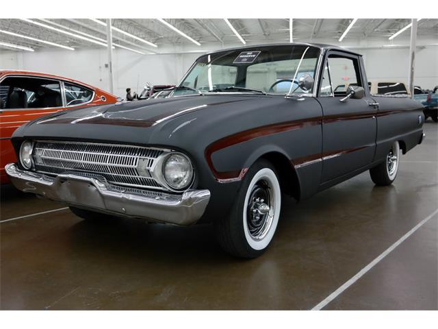 1961 Ford Ranchero | 911430