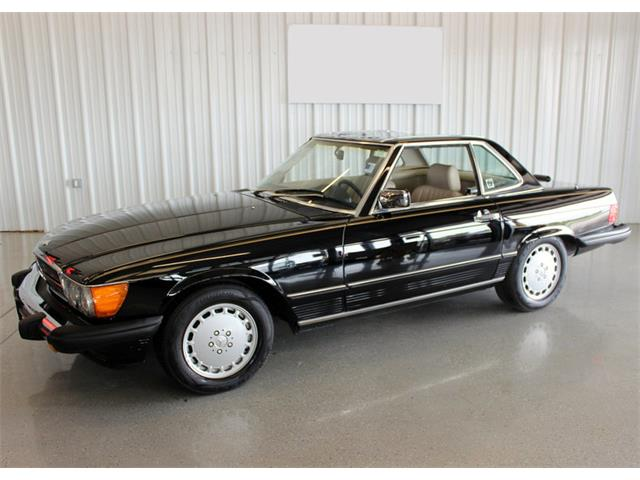 1988 Mercedes-Benz 560SL | 911434