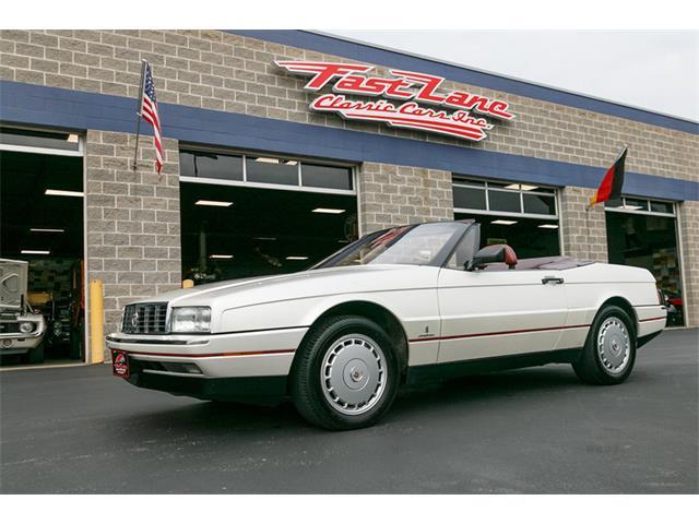 1991 Cadillac Allante | 910144