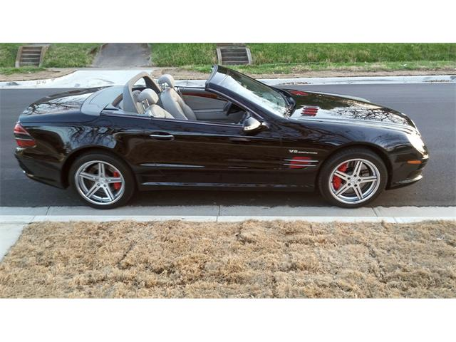 2003 Mercedes-Benz SL55 | 911440