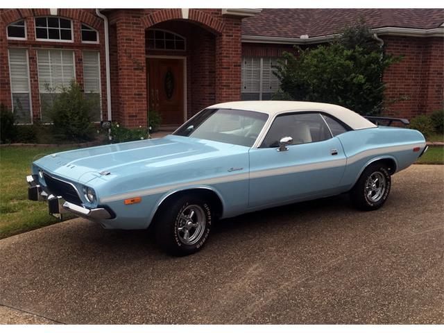 1974 Dodge Challenger | 911441