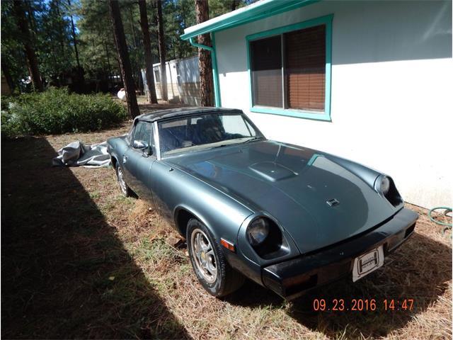 1975 Jensen-Healey Convertible | 911444