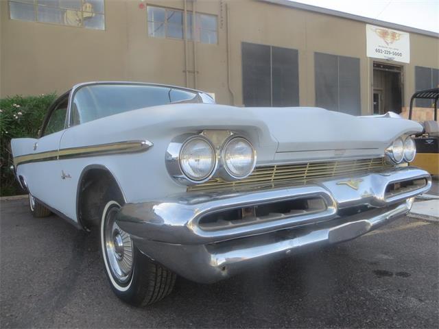 1959 DESOTO ADVENTURER 2DRHT | 911447