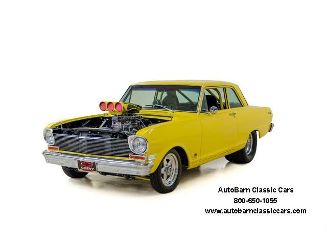 1963 Chevrolet Chevy II | 911451