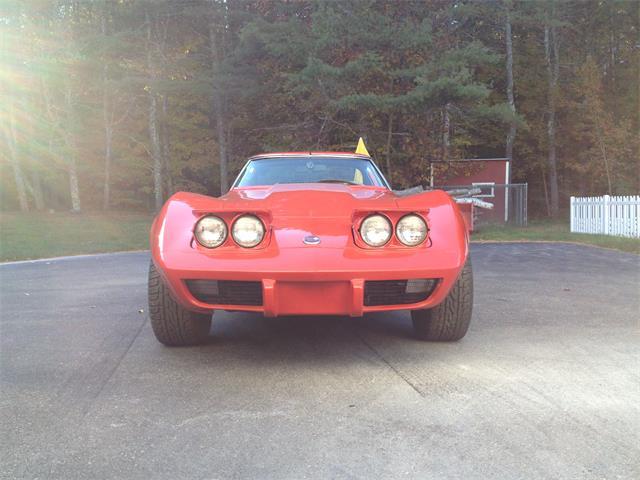 1975 Chevrolet Corvette | 911456