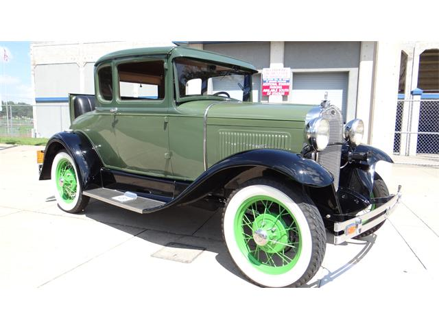 1930 Ford Model A - Rumble Seat Coupe | 911466