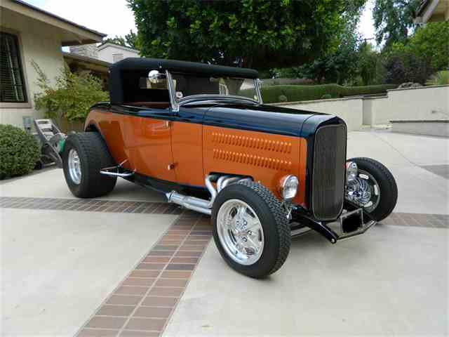 Ford Roadster Thumb C