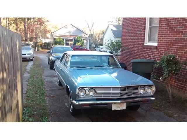 1965 Chevrolet Chevelle Malibu | 911468