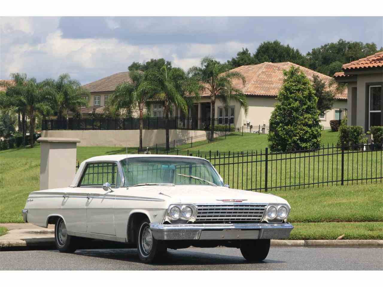 Large Picture of '62 Impala - JJAL