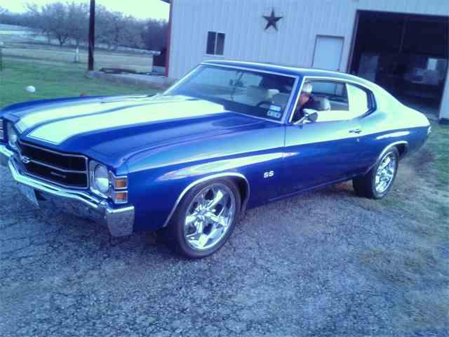 1971 Chevrolet Chevelle SS | 911473
