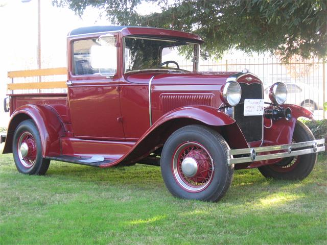 1931 Ford Model A | 911483