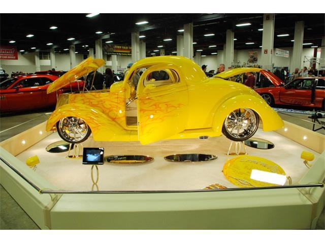 1936 Ford 3 Window   911484