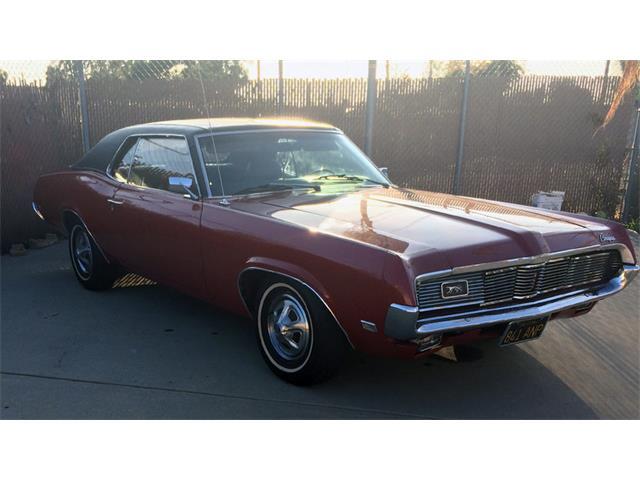 1969 Mercury Cougar | 911485