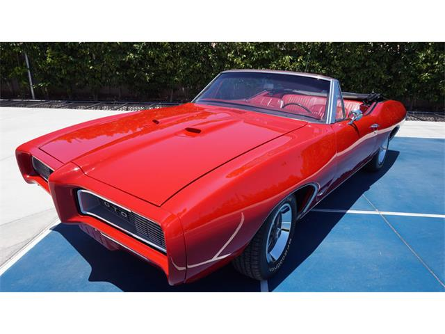 1968 Pontiac GTO | 911486