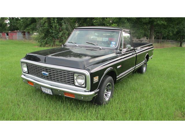1972 Chevrolet C/K 10 | 911489